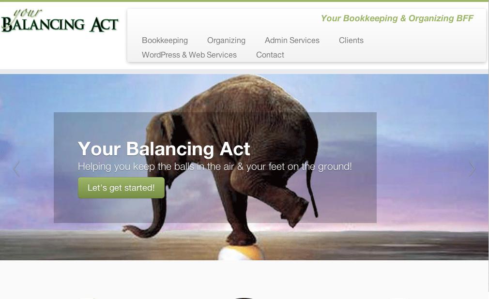 Your Balancing Act