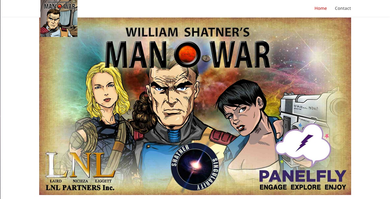 William Shatner's Man O' War